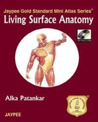 LIVING SURFACE ANATOMY JAYPEE GOLD STANDARD MINI ATLAS SERIES WITH PHOTO CD-ROM