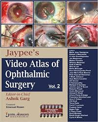 JAYPEE'S VIDEO ATLAS OF OPHTHALMIC SURGERY VOL.2 WITH 12 DVD ROMS