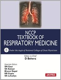 NCCP T.B OF RESPIRATORY MEDICINE(UNDER THE AEGIS OF NATIONAL COLLEGE OF CHEST PHYSICIANS)