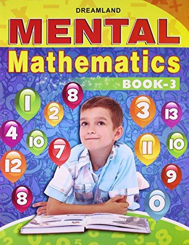 Mental Mathematics Book - 3