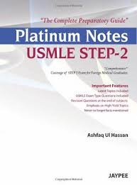 (OLD)USMLE STEP 2 CK PLATINUM NOTES (THE COMPLETE PREPARATORY GUIDE)