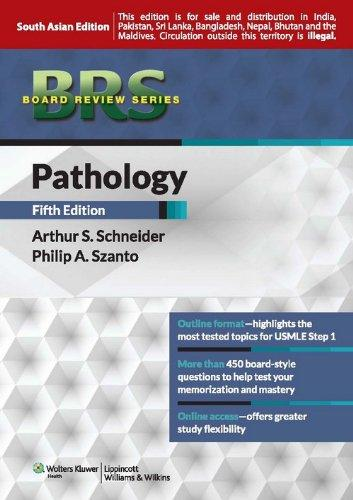 BRS PATHOLOGY (WITH POINT ACCESS CODES )