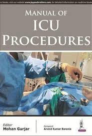MANUAL OF ICU PROCEDURES