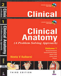 CLINICAL ANATOMY (A PROBLEM SOLVING APPROACH) (2VOLS) WTTH DVD-ROM