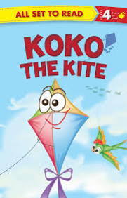 All Set To Read Level 4 Koko The Kite