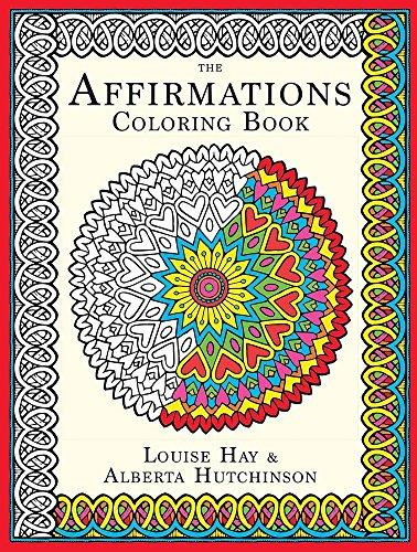 Affirmations Coloring Book, Th