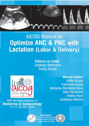 AICOG MANUAL ON OPTIMIZE ANC & PNC WITH LACTATION (LABOR & DELIVERY)