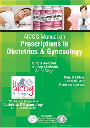 AICOG MANUAL ON PRESCRIPTIONS IN OBSTETRICS & GYNECOLOGY