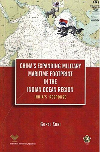 Chinas Expanding Military Maritime Footprint