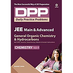 Dpp For Iit Jee - Chemistry Vol.-4