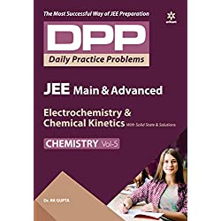 Dpp For Iit Jee - Chemistry Vol.-5