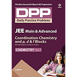 Dpp For Iit Jee - Chemistry Vol.-7