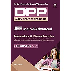 Dpp For Iit Jee - Chemistry Vol.-9