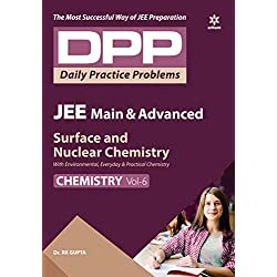 Dpp For Iit Jee - Chemistry Vol.-6